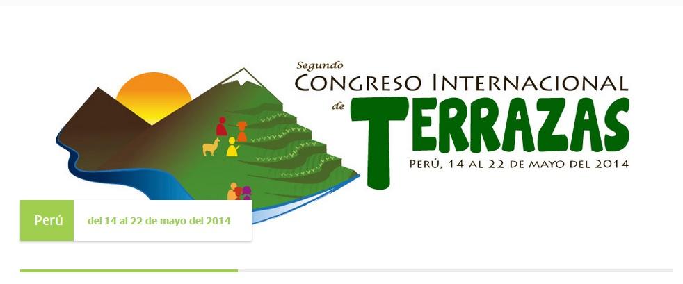 Ii Congreso Internacional De Terrazas Revalorando La