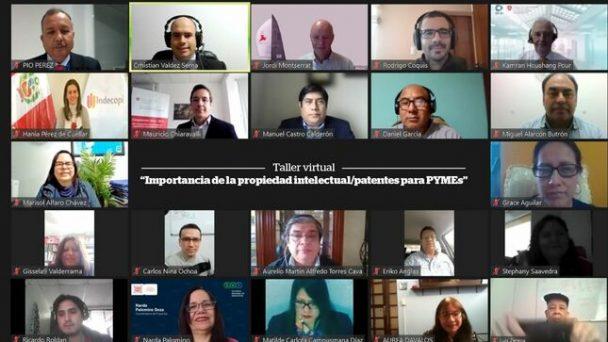 """standard_Presidenta del Indecopi- """"Registro de patentes por parte de las MIPYMEs influirá positivamente en la economía nacional"""""""